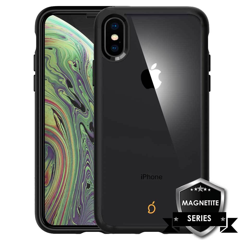 c67a75c043c Mangomask™ MAGNETITE SERIES - Protective Ultra Slim Magnetic Case suitable  for Apple iPhone X /