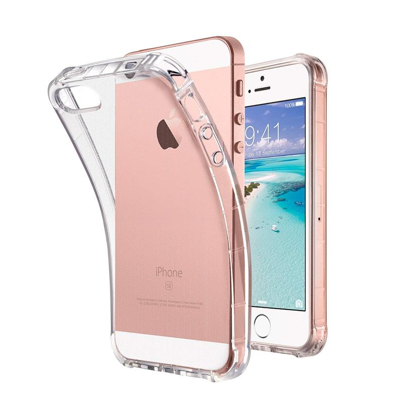 cheap for discount b1abd 2f97b Apple iPhone 5 / 5s / SE Mobile Phone Cases Back Covers - Crystal ...