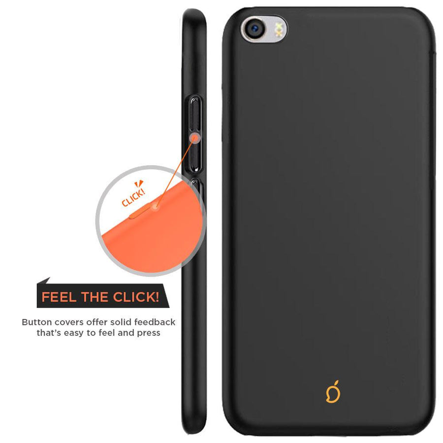 Xiaomi Mi 5 Black Mangomask - Xiaomi Mi5  Mobile Phone Case Back Cover Slim Series