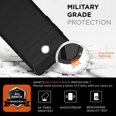 Mangomask - Xiaomi Mi Max Mobile Phone Case Back Cover Rig Armor Series