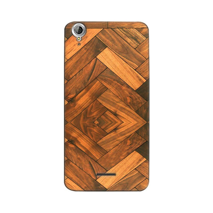 Mangomask Acer Liquid Z630 Mobile Phone Case Back Cover Custom Printed Designer Series Antique Walnut Wood