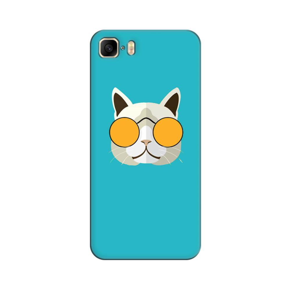 official photos d65c3 0a7ed Mangomask Asus Zenfone 3s Max Mobile Phone Case Back Cover Custom Printed  Designer Series Hello Kitty Blue