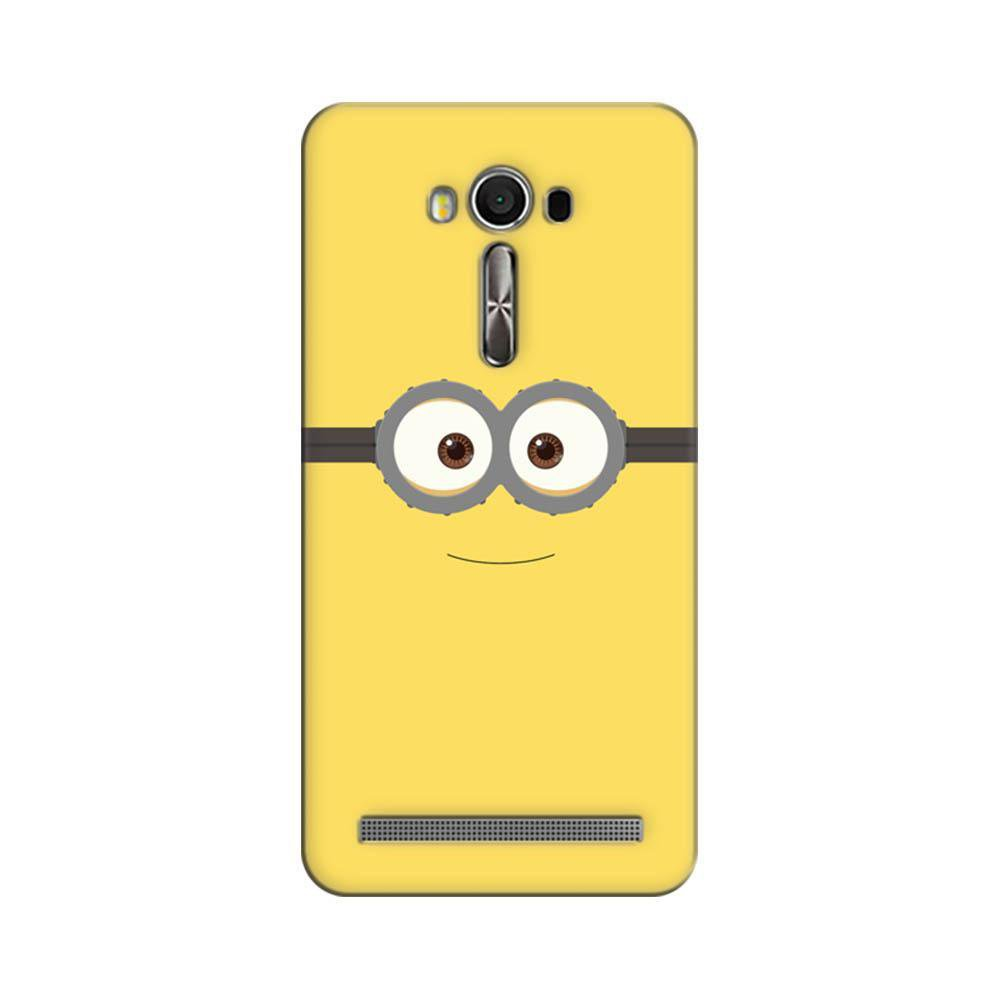 official photos 956f8 af9be Mangomask Asus ZenFone 2 Laser ZE550KL (5.5 Inch Screen) Mobile Phone Case  Back Cover Custom Printed Designer Series Minions On Despicable Me