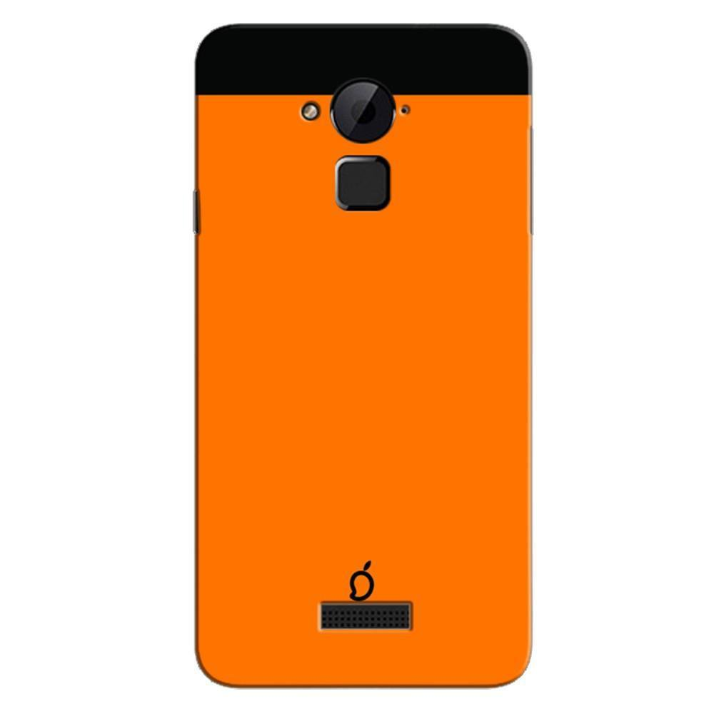 best website b8d8f 9256a Mangomask Coolpad Note 3 Lite Mobile Phone Case Back Cover Custom Printed  Neon Series Dark Orange Striped One