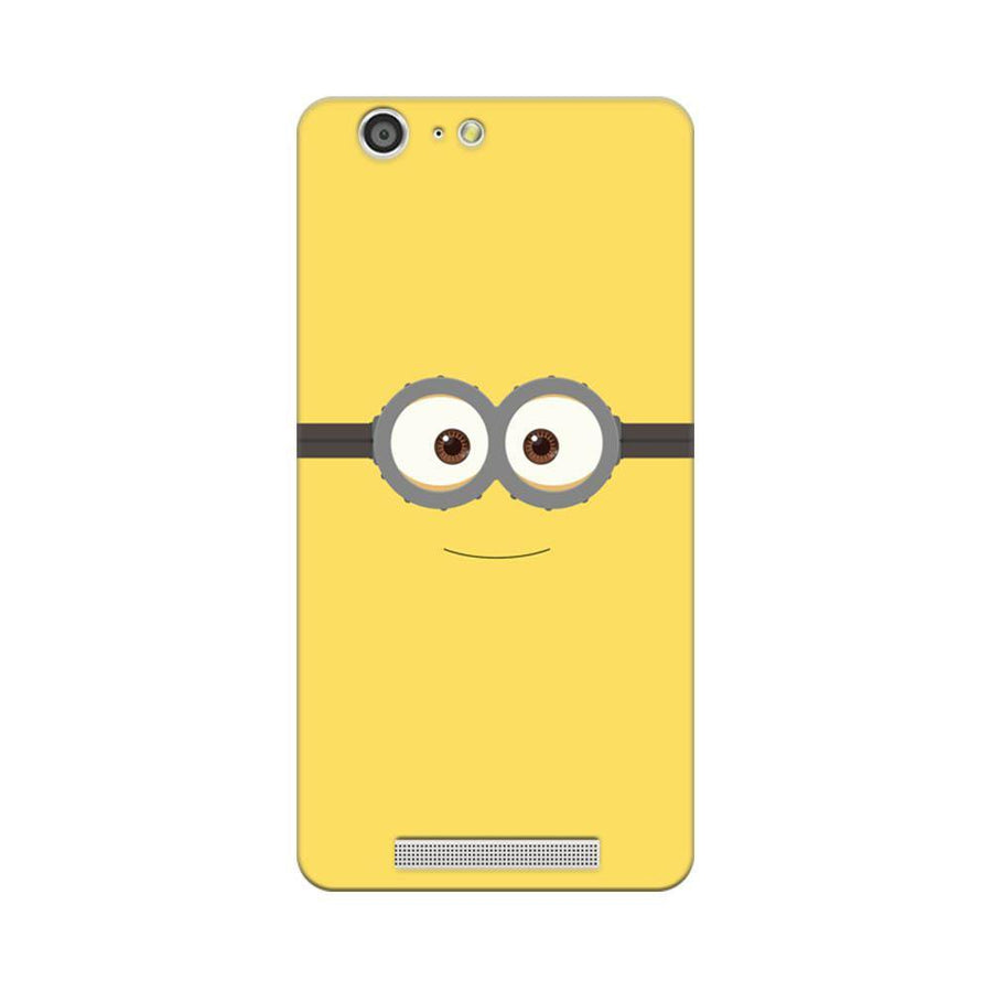 Mangomask Gionee Marathon M5 Mobile Phone Case Back Cover Custom Printed Designer Series Minions On Despicable Me