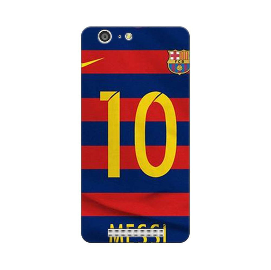 Mangomask Gionee Marathon M5 Mobile Phone Case Back Cover Custom Printed Designer Series Soccer Messi One