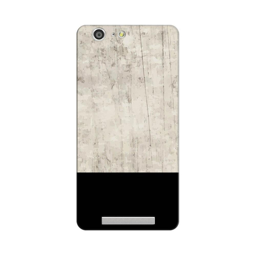 Mangomask Gionee Marathon M5 Mobile Phone Case Back Cover Custom Printed Designer Series Vintage Black And White Pattern