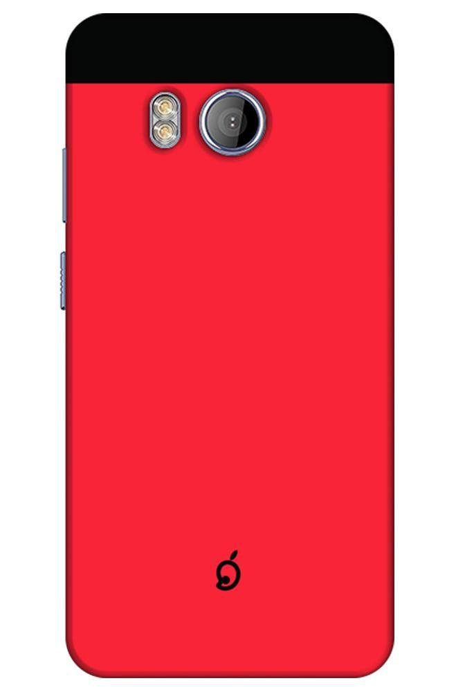 competitive price cce98 013a6 Mangomask HTC U11 Mobile Phone Case Back Cover Custom Printed Neon Series  Carmine Red Striped One