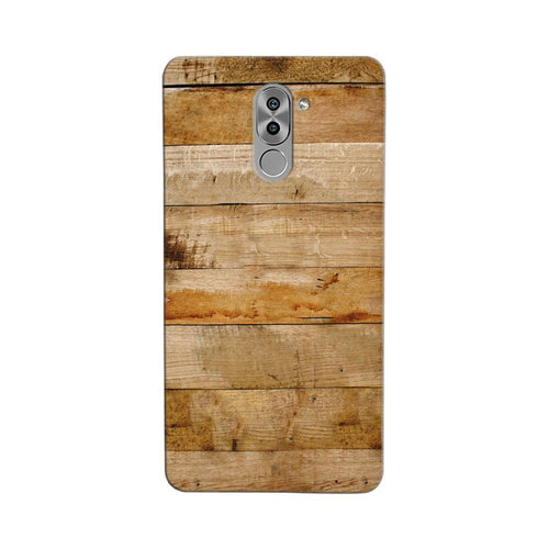 2c761a829 Mangomask Huawei Honor 6X Mobile Phone Case Back Cover Custom Printed  Designer Series Teak Wood