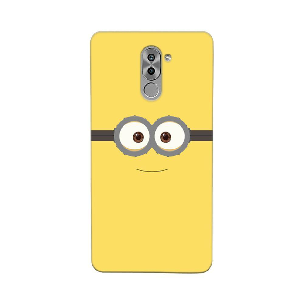 Mangomask Huawei Honor 6X Mobile Phone Case Back Cover Custom Printed  Designer Series Minions On Despicable Me