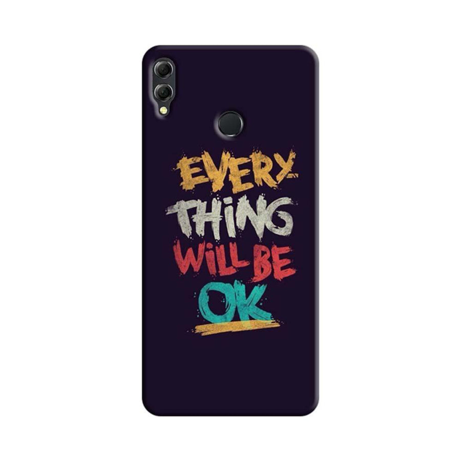 Huawei Honor 8X Mobile Phone Cases Back Covers | 5