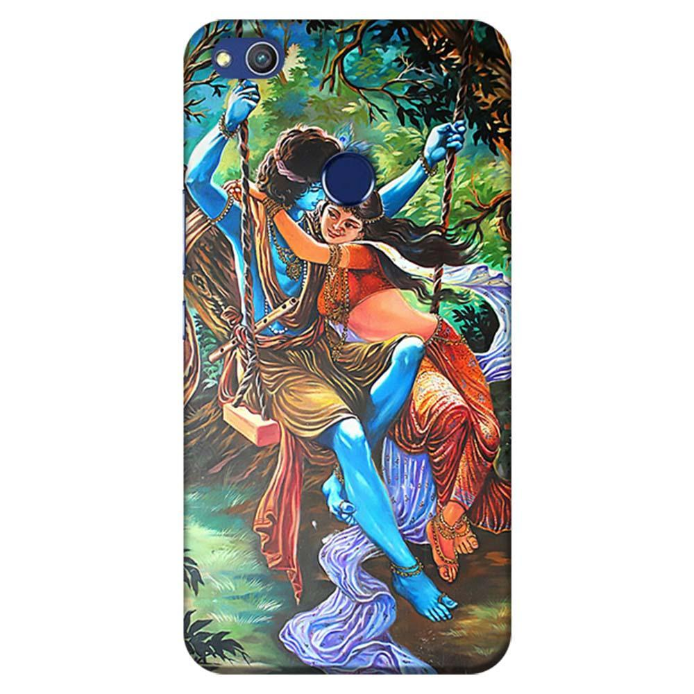 more photos 0bceb d8df4 Mangomask Huawei Honor 8 Lite Mobile Phone Case Back Cover Custom Printed  Designer Series Lord Krishna