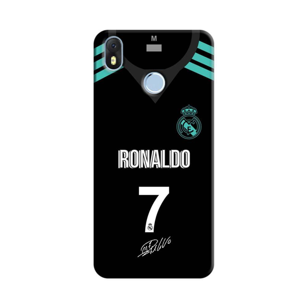 best website c663c b958c Mangomask Infinix Hot S3 Mobile Phone Case Back Cover Custom Printed  Designer Series Ronaldo 7 Jersey 02