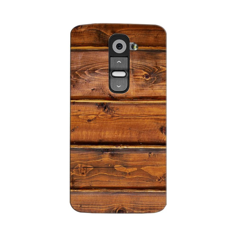 Mangomask LG G2 Mobile Phone Case Back Cover Custom Printed Designer Series Rose Wood