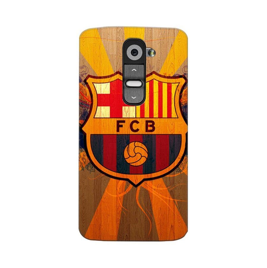 Mangomask LG G2 Mobile Phone Case Back Cover Custom Printed Designer Series Soccer