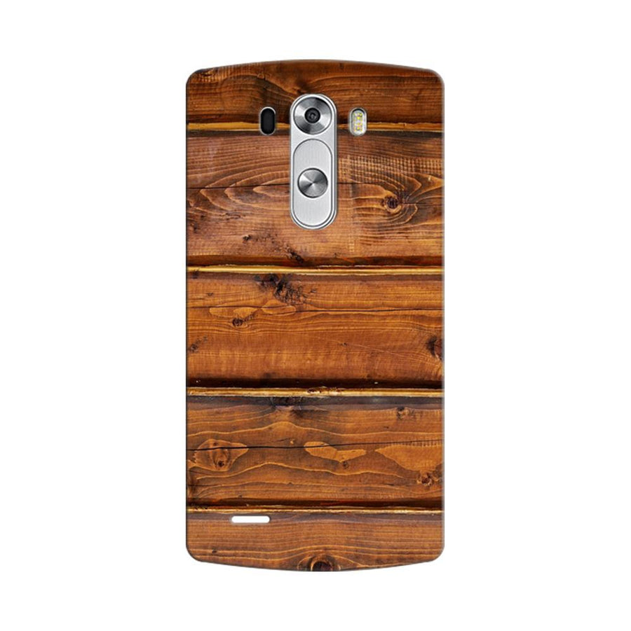 Mangomask LG G3 Stylus Mobile Phone Case Back Cover Custom Printed Designer Series Rose Wood