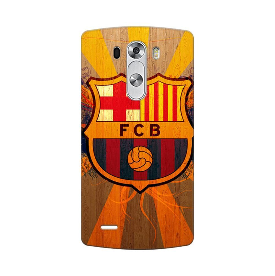 Mangomask LG G3 Stylus Mobile Phone Case Back Cover Custom Printed Designer Series Soccer