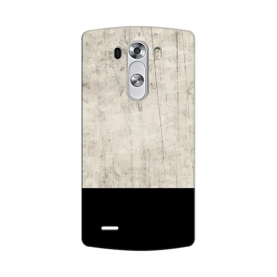 Mangomask LG G3 Stylus Mobile Phone Case Back Cover Custom Printed Designer Series Vintage Black And White Pattern