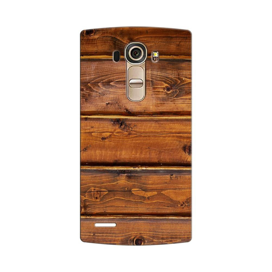 Mangomask LG G4 Mobile Phone Case Back Cover Custom Printed Designer Series Rose Wood