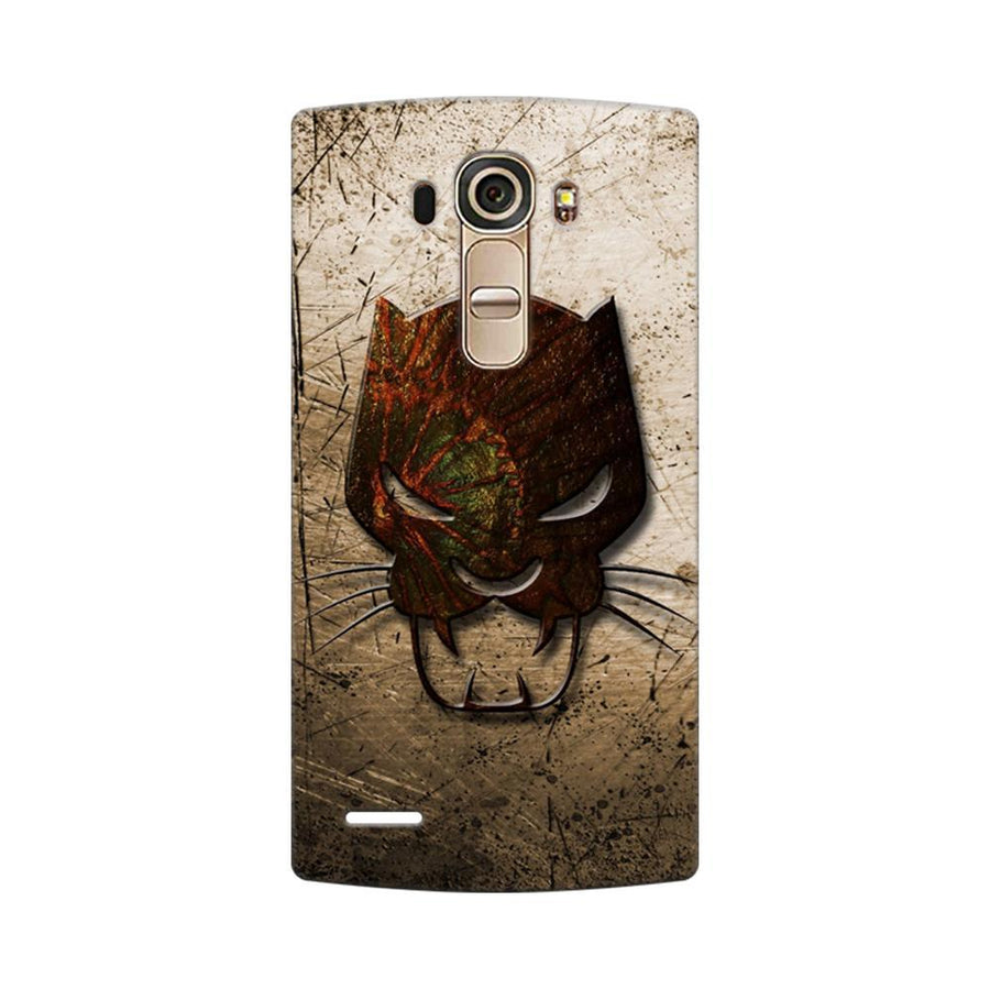 Mangomask LG G4 Mobile Phone Case Back Cover Custom Printed Designer Series Tiger Mask