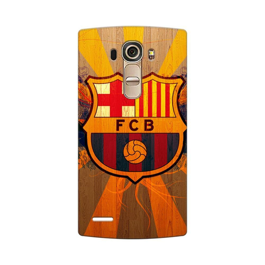 Mangomask LG G4 Mobile Phone Case Back Cover Custom Printed Designer Series Soccer