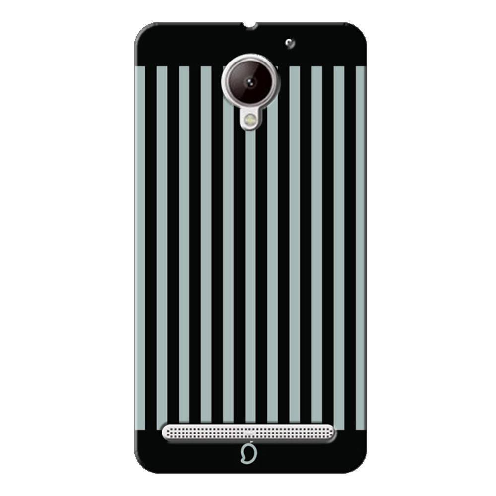 lowest price d70b5 68ac0 Mangomask Lenovo Vibe C2 Mobile Phone Case Back Cover Custom Printed Neon  Series Dark Gray Striped Eight