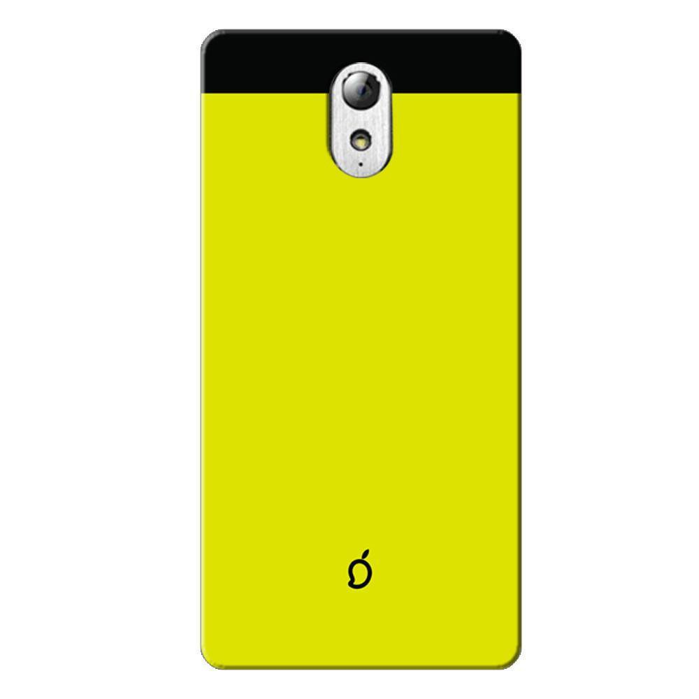 outlet store d73c4 3eacd Mangomask Lenovo Vibe P1m Mobile Phone Case Back Cover Custom Printed Neon  Series Corn Yellow Striped One