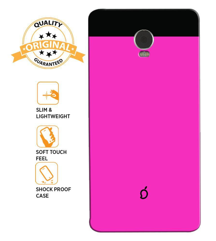 size 40 9e49d 2ee96 Mangomask Lenovo Vibe P1 / P1 Turbo Mobile Phone Case Back Cover Custom  Printed Neon Series Dark Pink Striped One
