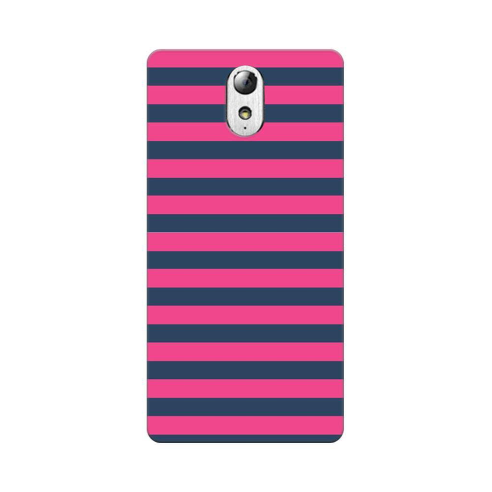 sports shoes a6157 9fce5 Mangomask Lenovo Vibe P1m Mobile Phone Case Back Cover Custom Printed  Designer Series Black And Pink Pattern Two