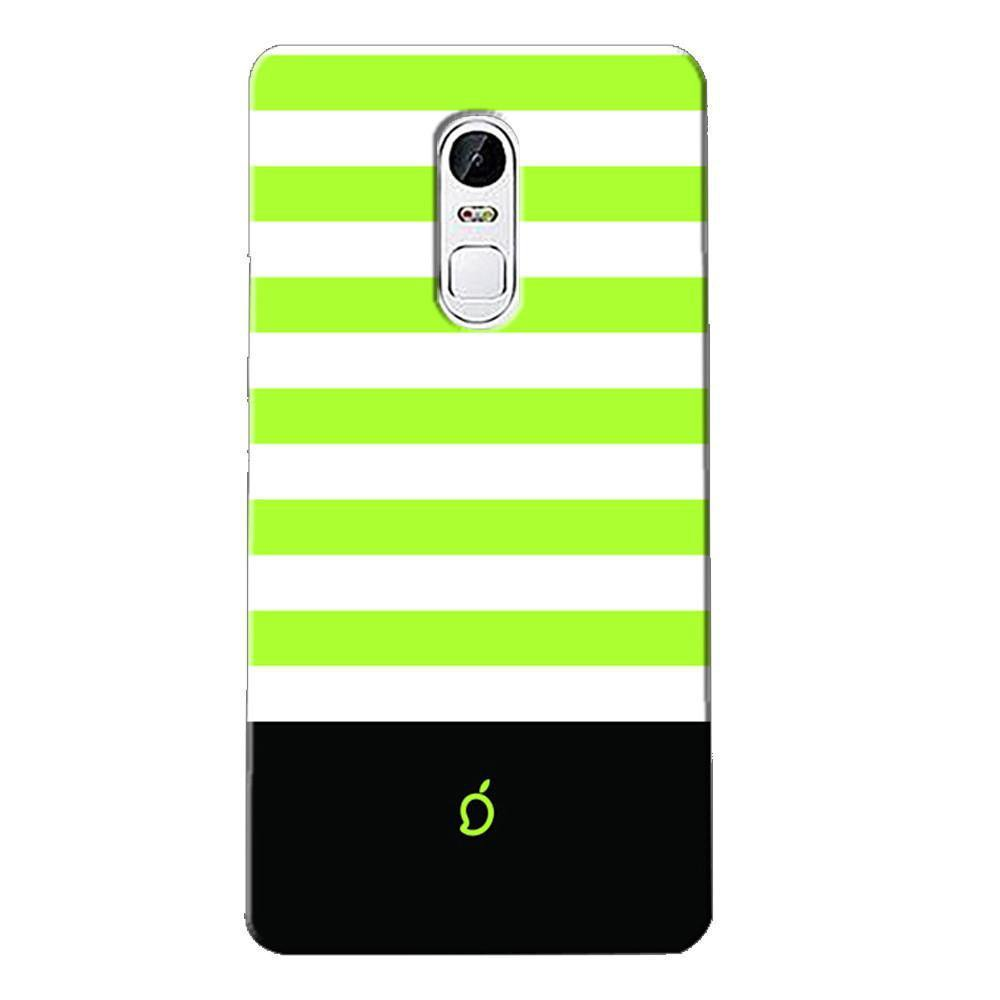 competitive price 082bd 503c9 Mangomask Lenovo Vibe X3 Mobile Phone Case Back Cover Custom Printed Neon  Series Inchworm Green Striped Four