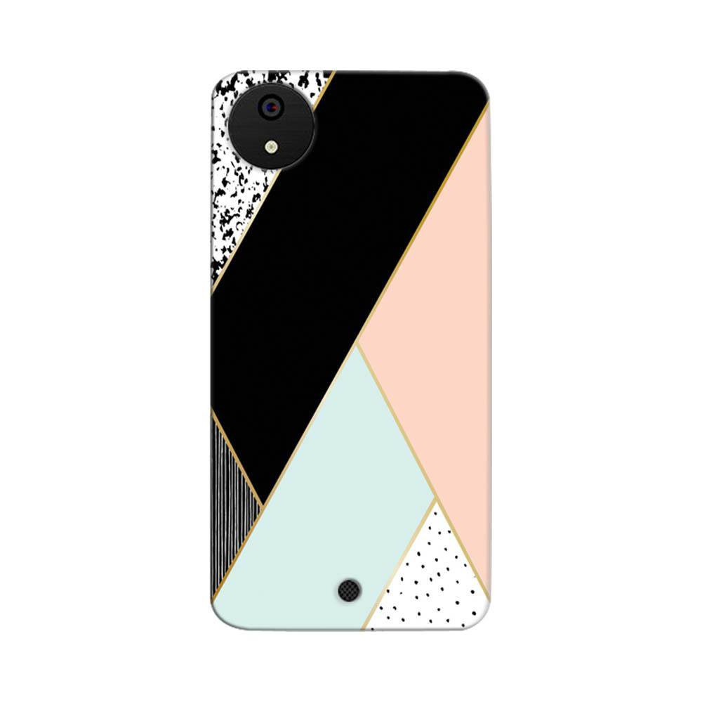 best service 4db5d 55f9e Mangomask Micromax Canvas A1 Mobile Phone Case Back Cover Custom Printed  Designer Series Zig Zag Two