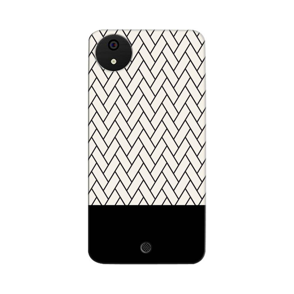size 40 a6fdb b514e Mangomask Micromax Canvas A1 Mobile Phone Case Back Cover Custom Printed  Designer Series White And Black Boxes Pattern Two