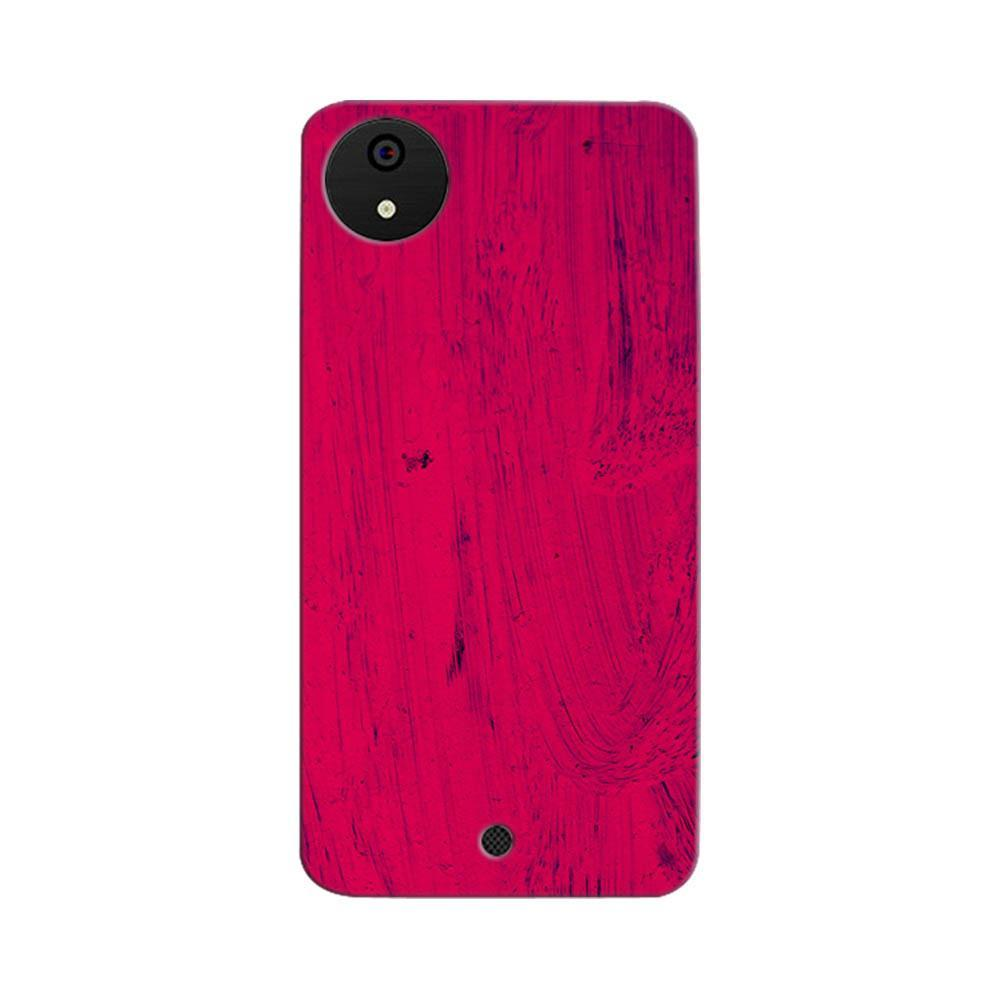on sale 42fd9 45135 Mangomask Micromax Canvas A1 Mobile Phone Case Back Cover Custom Printed  Designer Series Dark Pink Paint