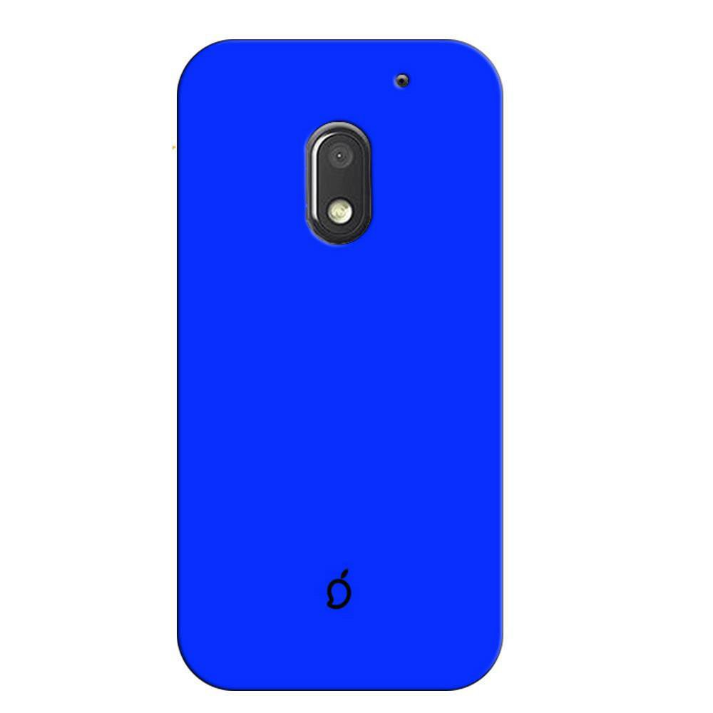 check out e2173 2a0c0 Mangomask Motorola Moto E3 Power Mobile Phone Case Back Cover Custom  Printed Neon Series Royal Blue