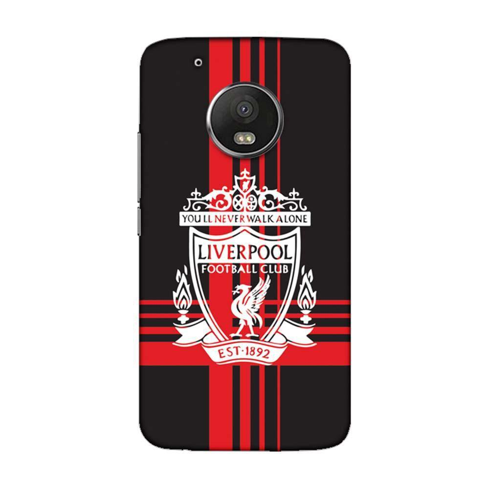 premium selection 0f5f2 09901 Mangomask Motorola Moto G5 Plus Mobile Phone Case Back Cover Custom Printed  Designer Series Liverpool FC Logo 02