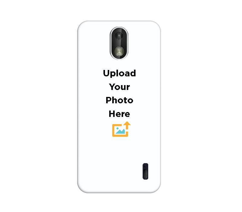 newest 53620 f219b Mangomask Nokia 1 Personalized Custom Printed Mobile Phone Case Back Cover  Design Your Own Case (Template One)