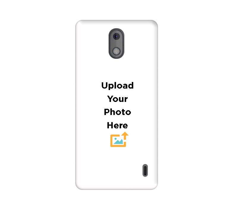quality design 5acaf fd0af Mangomask Nokia 2 Personalized Custom Printed Mobile Phone Case Back Cover  Design Your Own Case (Template One)