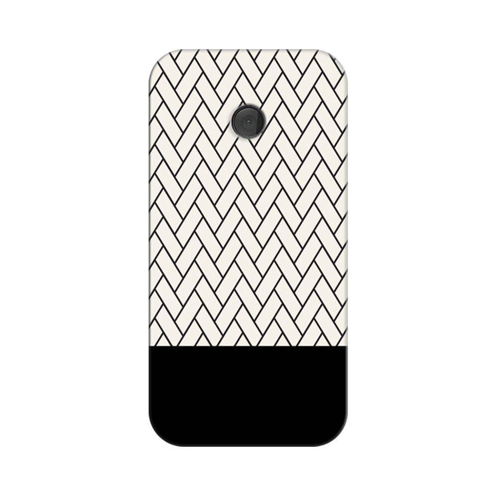 best service b6b7a 48c85 Mangomask Nokia Lumia 530 Mobile Phone Case Back Cover Custom Printed  Designer Series White And Black Boxes Pattern Two