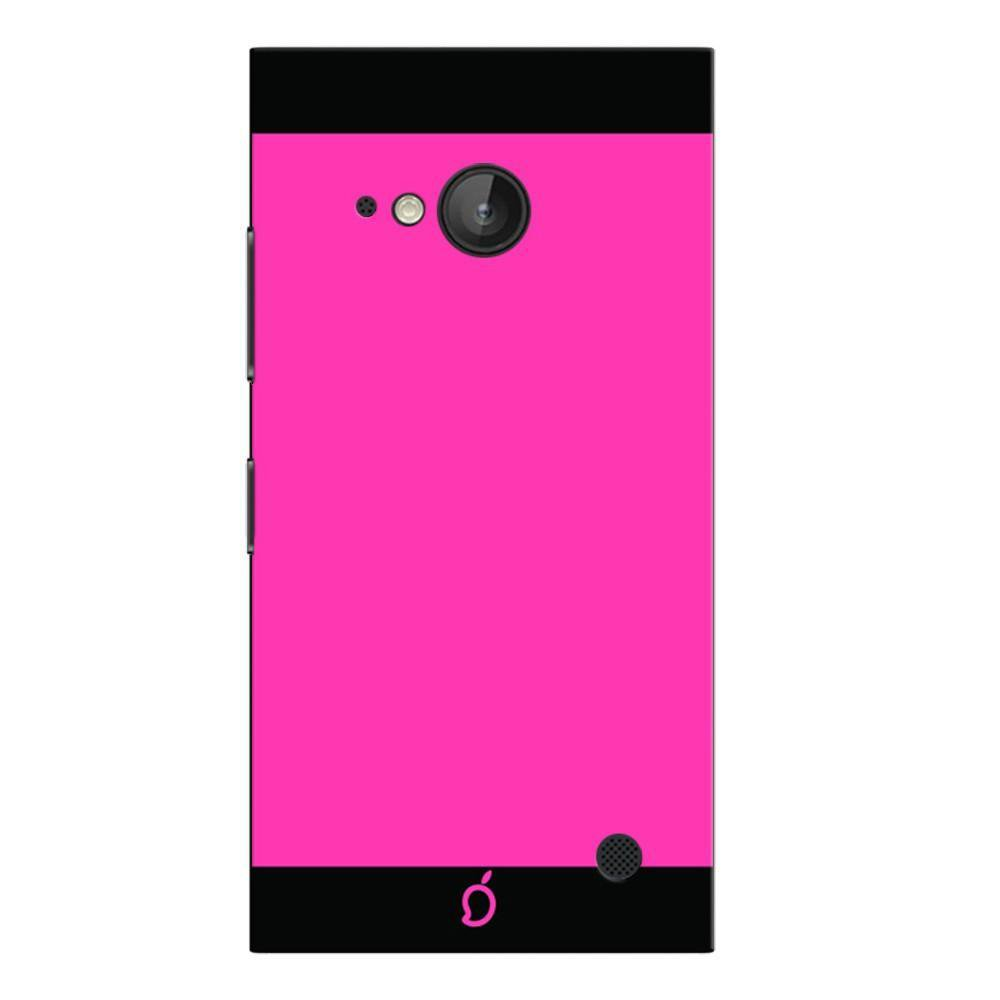 newest e373d 3043a Mangomask Nokia Lumia 730 Mobile Phone Case Back Cover Custom Printed Neon  Series Brink pink Striped Two