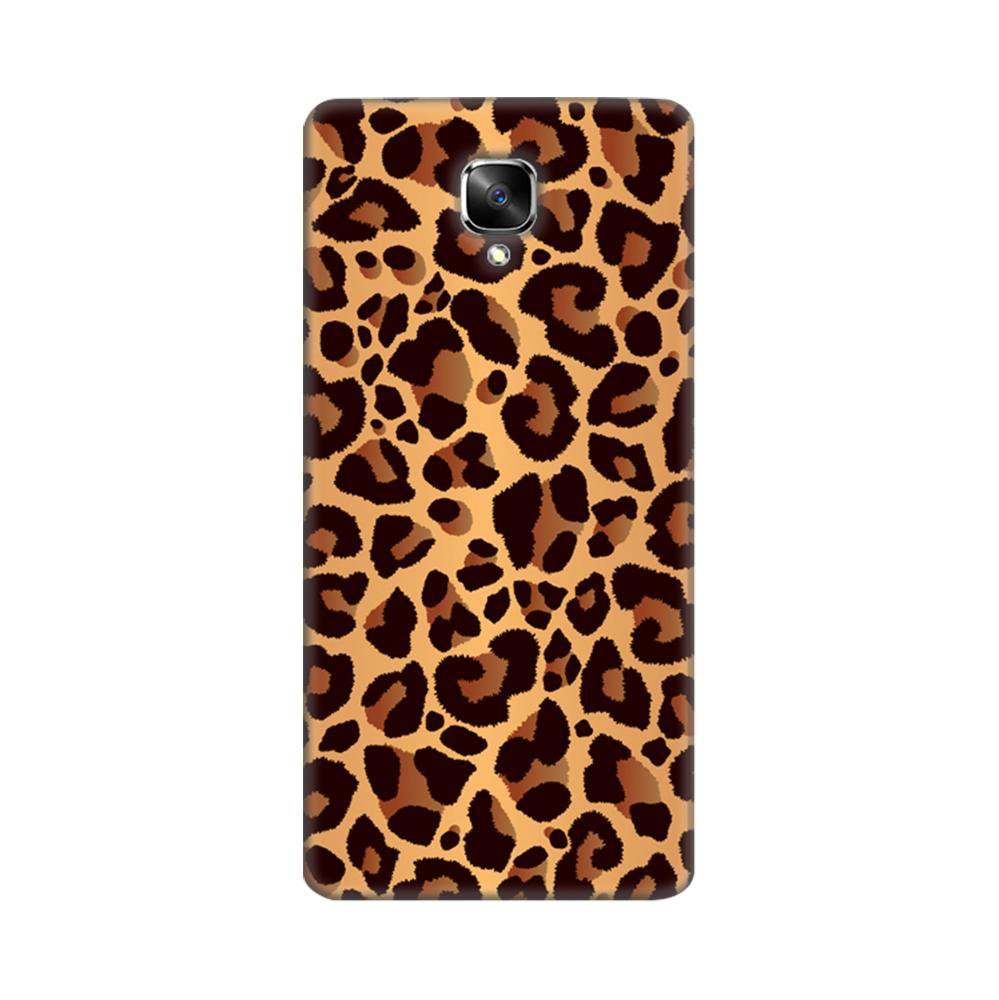 sports shoes 4d47b e4959 Mangomask OnePlus 3, OnePlus 3T Mobile Phone Case Back Cover Custom Printed  Designer Series Cheetah Animal Paint