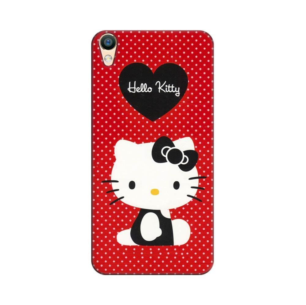 newest 3ef18 b2ea1 Mangomask Oppo A37 Mobile Phone Case Back Cover Custom Printed Designer  Series Hello Kitty Red