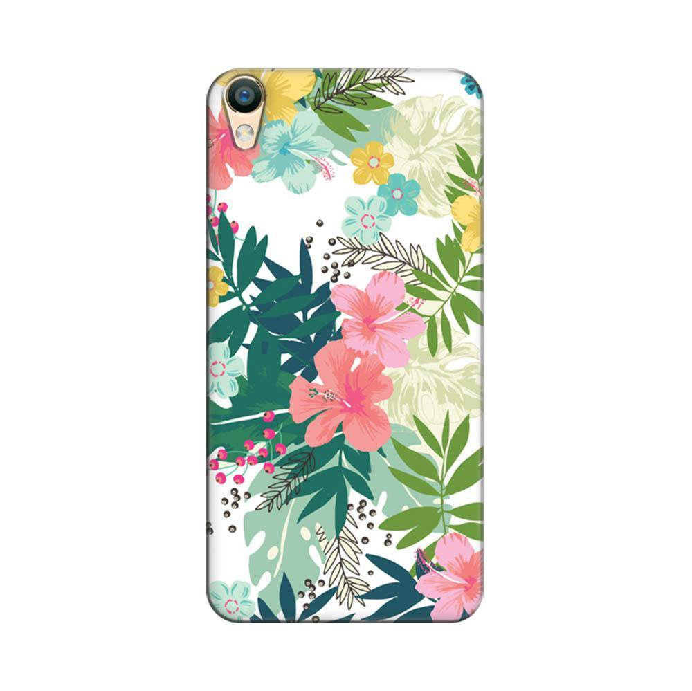 official photos d6ea1 42f10 Mangomask Oppo A37 Mobile Phone Case Back Cover Custom Printed Designer  Series Best Floral Pattern Two