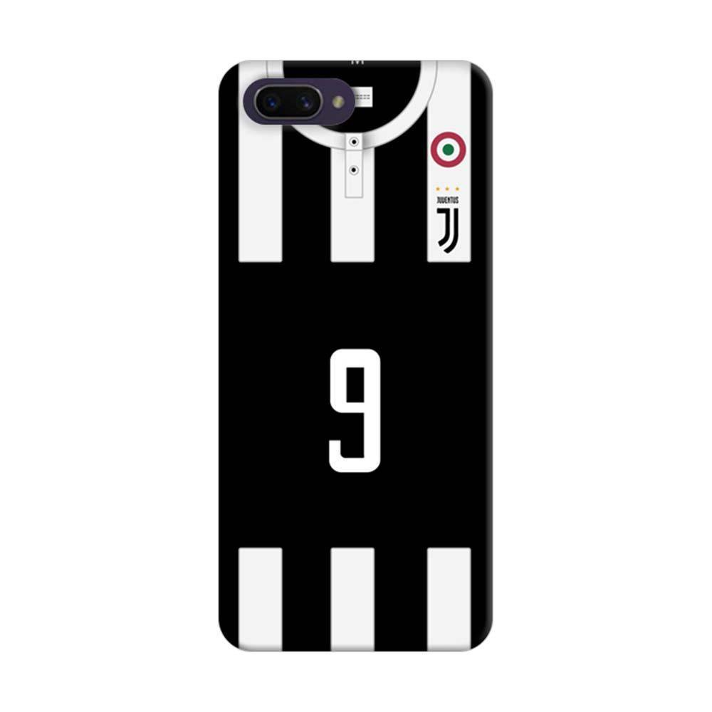 new product a655d 754a3 Mangomask Oppo A3s Mobile Phone Case Back Cover Custom Printed Designer  Series Juventus 9 Jersey