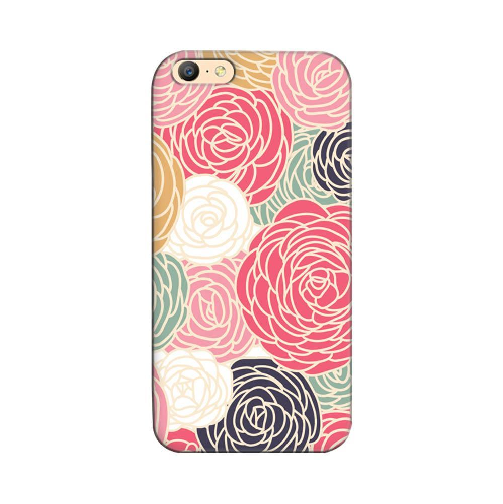 Oppo A57 A39 Mobile Phone Cases And Back Covers Mangomask Case Cover Custom Printed Designer Series Adorable Floral