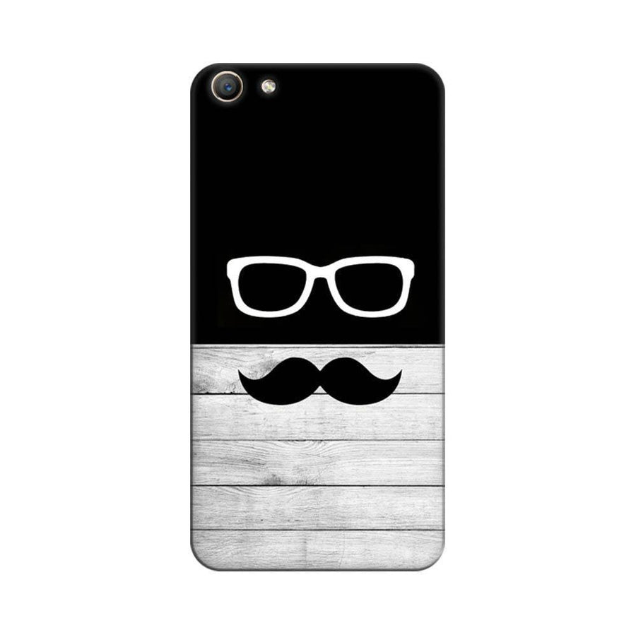Mangomask Oppo F3 Mobile Phone Case Back Cover Custom Printed Designer Series Black And White Hipster