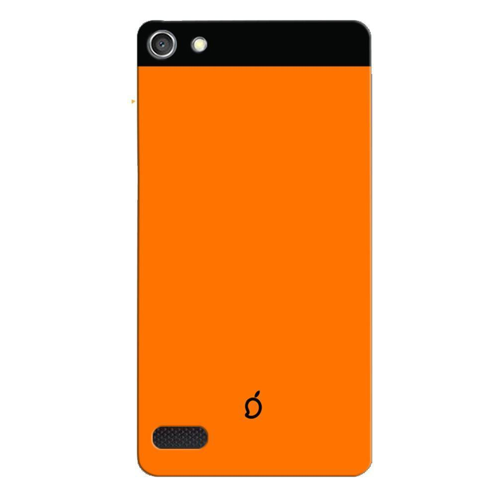 best service a6c47 ea904 Mangomask Oppo Neo 7 Mobile Phone Case Back Cover Custom Printed Neon  Series Dark Orange Striped One