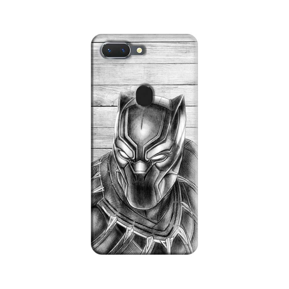 cheap for discount 22684 9d6c3 Mangomask Oppo Realme 2 Mobile Phone Case Back Cover Custom Printed  Designer Series Black Panther 02