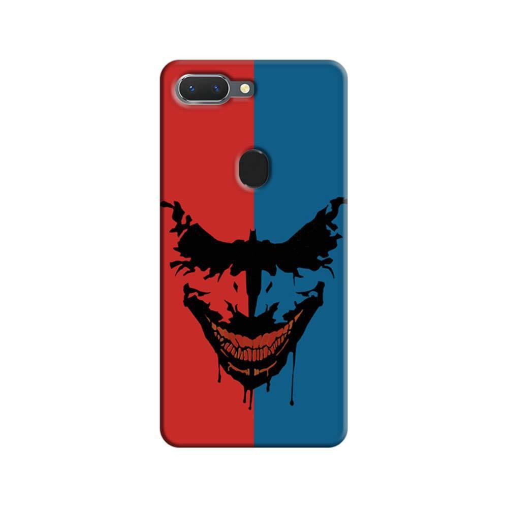 new style d7c5d 70c4c Mangomask Oppo Realme 2 Pro Mobile Phone Case Back Cover Custom Printed  Designer Series Batman and Joker