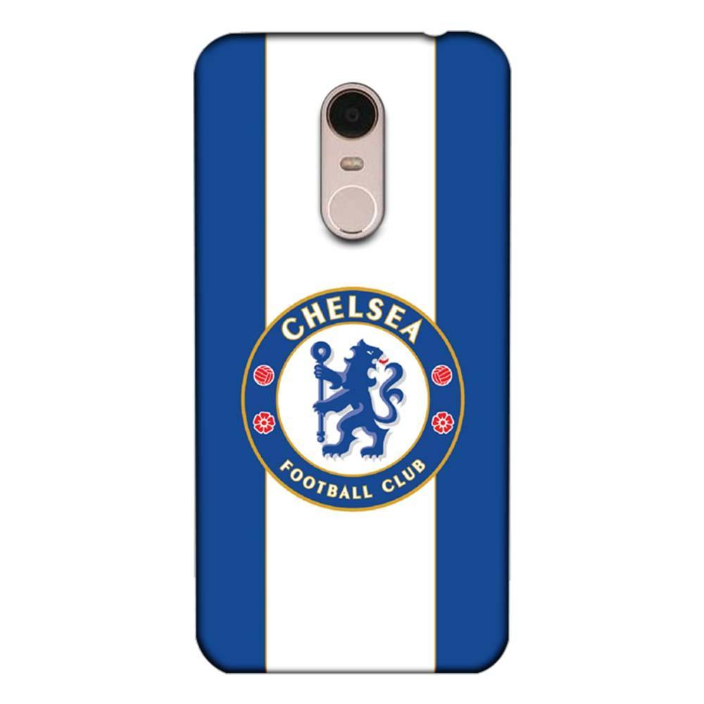 official photos d0156 58376 Mangomask Xiaomi Redmi 5 Mobile Phone Case Back Cover Custom Printed  Designer Series Chelsea Logo
