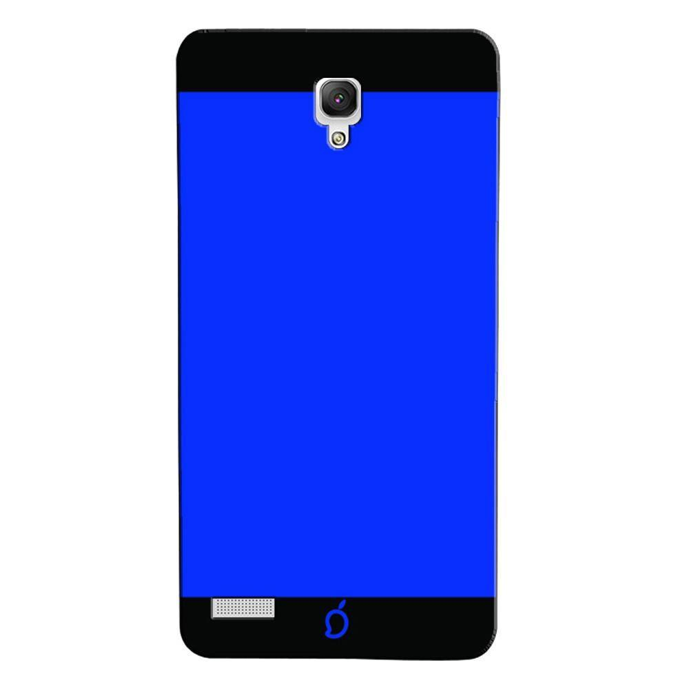 newest 0e6ed a58f1 Mangomask Xiaomi Redmi Note Prime Mobile Phone Case Back Cover Custom  Printed Neon Series Royal Blue Striped Two